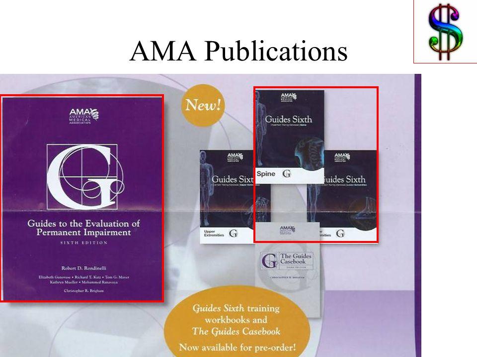 AMA Publications