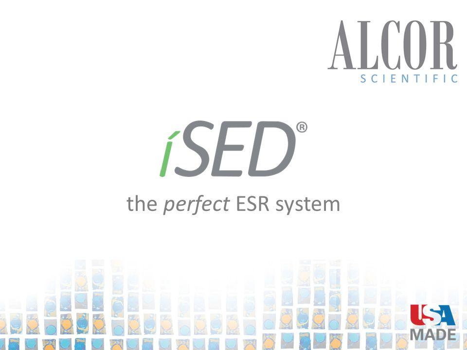 the perfect ESR system
