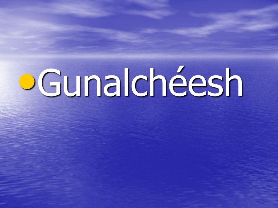 Gunalchéesh Gunalchéesh