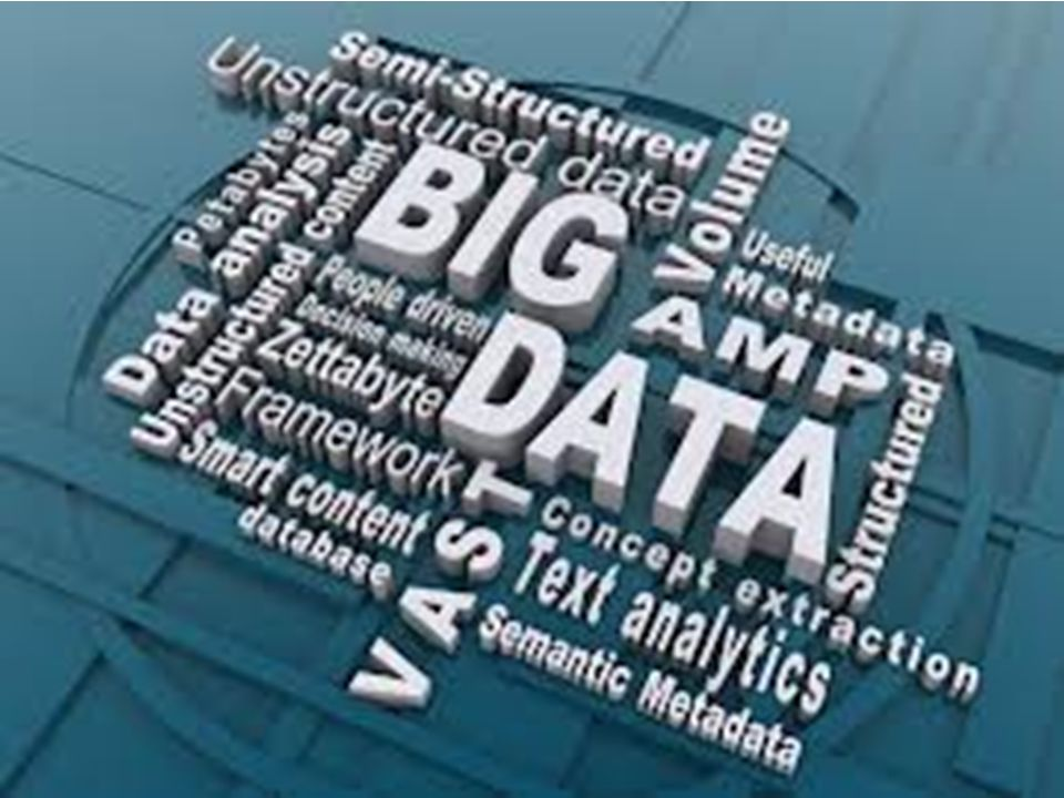 Opportunities Big data and commercially owned data Strong and enriched traditional data sources: cohort studies, surveys combining attitude and physio