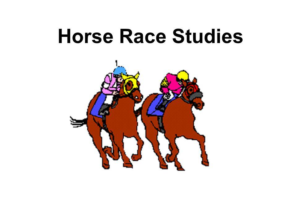 Horse Race Studies