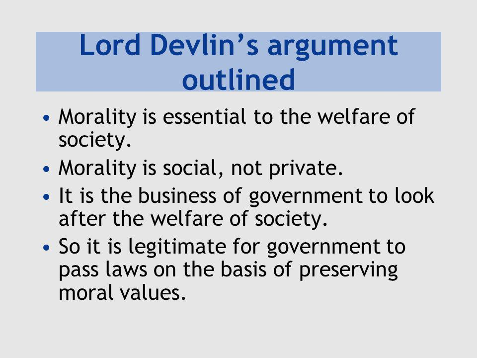 Mill's 'harm principle' 'The only purpose for which power can be rightfully exercised over any member of a civilized community, against his will, is to prevent harm to others.