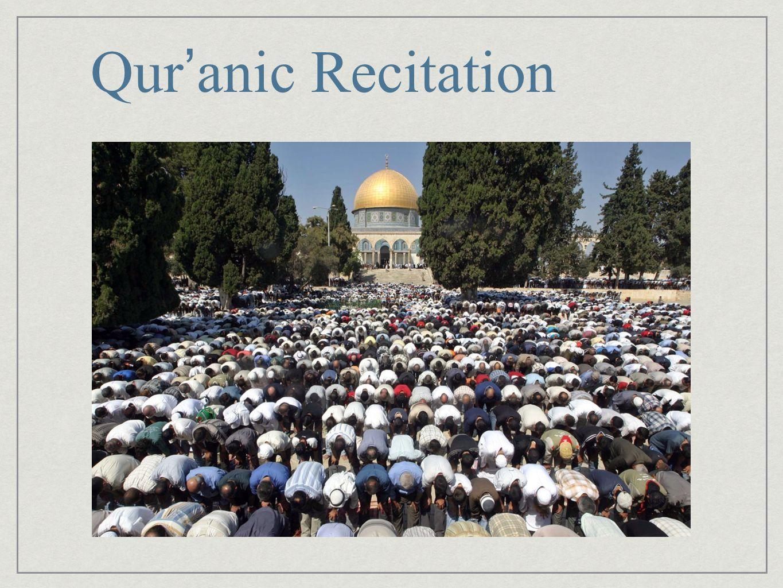 Qur'anic Recitation