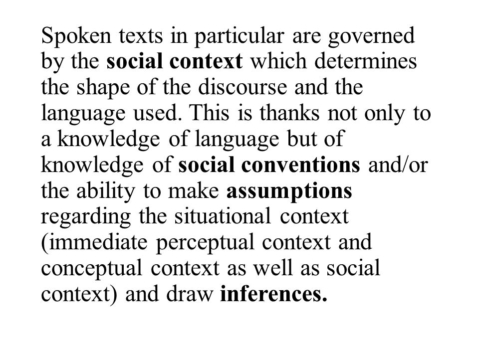 Not only definition of discourse analysis: This latter kind of language – language in use, for communication – is called discourse; and the search for what gives discourse coherence is discourse analysis.