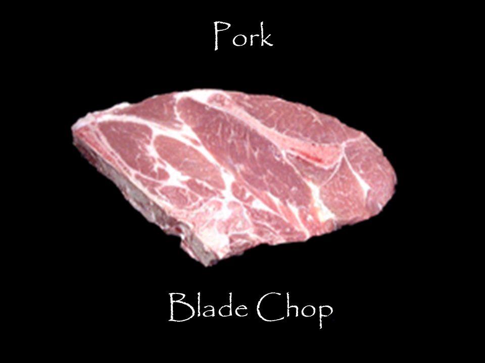 Pork Blade Chop