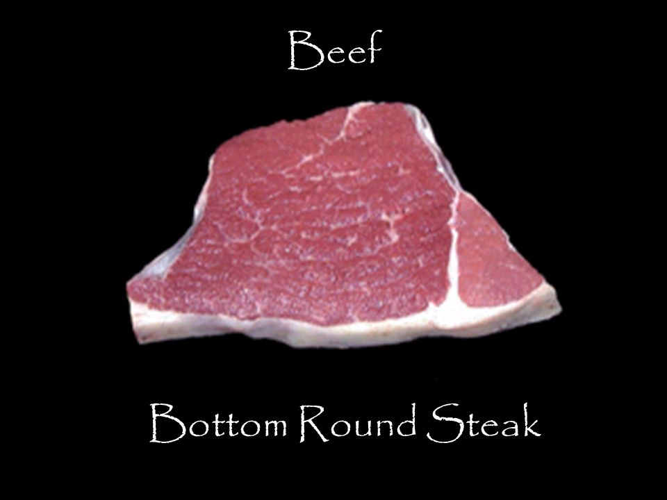 Pork Smoked Ham Center Slice