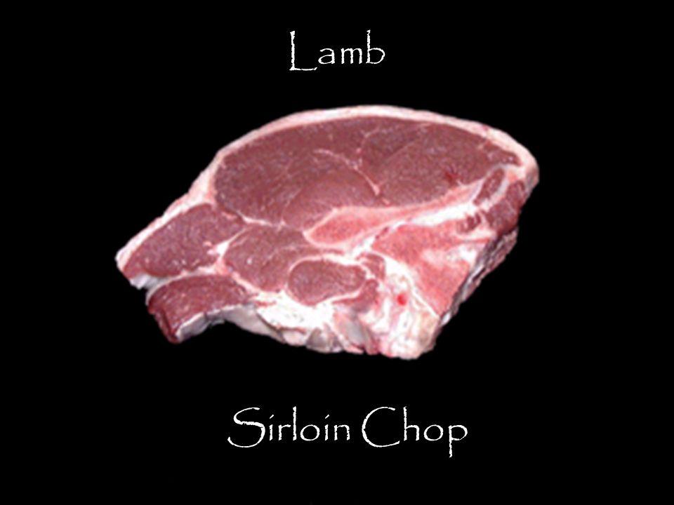 Lamb Sirloin Chop