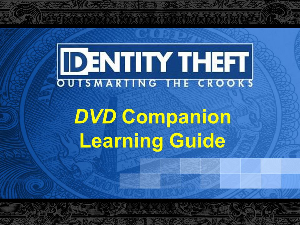 DVD Companion Learning Guide