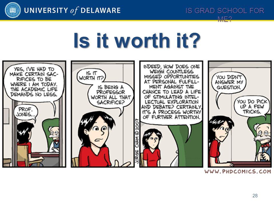 Is it worth it? 28 IS GRAD SCHOOL FOR ME?