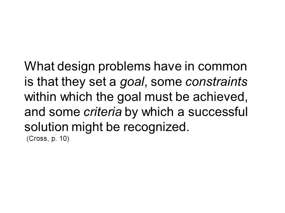 Engineering design is the process of devising a system, component, or process to meet desired needs.