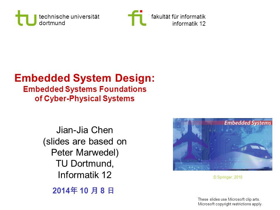 - 22 - technische universität dortmund fakultät für informatik  JJ Chen and P.Marwedel, Informatik 12, 2014 Iterative design (1): - After unrolling loop - Example: SpecC tools