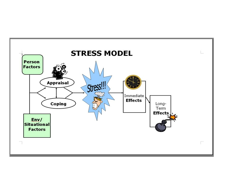 Activity: Self-Assessment of Your Stressors and Stress Warning Signs Tip: Stressors could be major life events, daily hassles, things from the physical environment, relationships with others, thoughts, feelings, or physical maladies that have a negative impact on your physical, emotional, mental, and spiritual well-being.