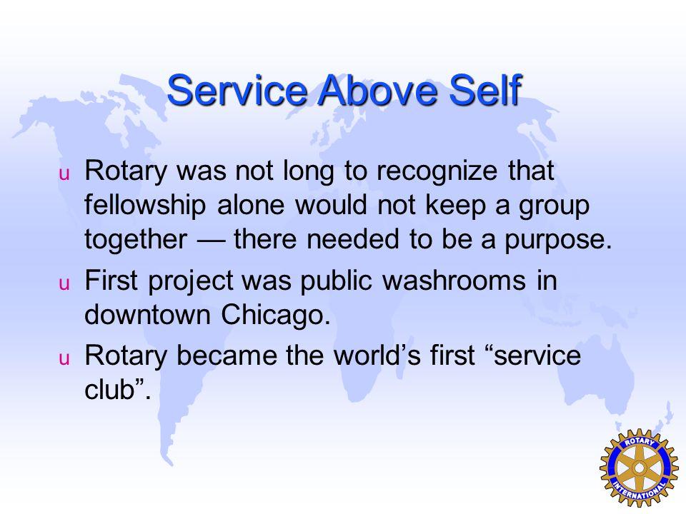 The Rotary Club of Mooloolaba