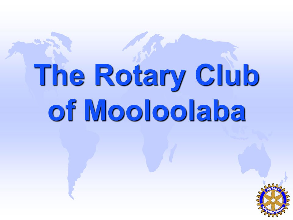 u Some of our projects are u Rotary Park Mooloolaba Spit u Annual Seniors Christmas Party u Car Parking Qld Garden Expo u SC Botanical Gardens Bridge u Plus many more