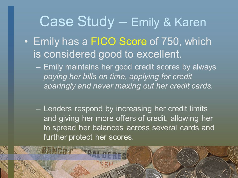 Case Study – Emily & Karen –Each buys her first home with a $300,000 mortgage at age 30 and then moves up to a larger house with a $400,000 mortgage after turning 40.