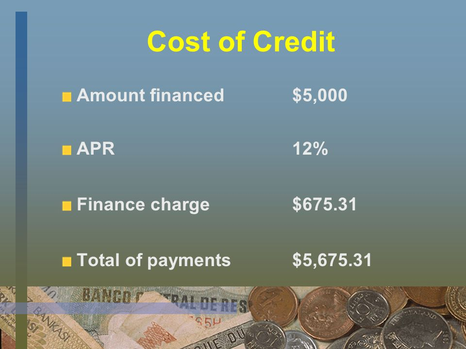 Fees Annual maintenance fees Service charges Late fees