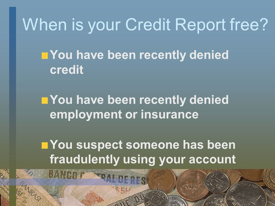 Negative Credit Report Information Type of negative information Maximum time on credit report General Civil Judgments 7 years from the date filed Tax Liens 7 years from the date paid Indefinite if not paid Chapter 13 Bankruptcy- dismissed or discharged 7 years All other Bankruptcies10 years