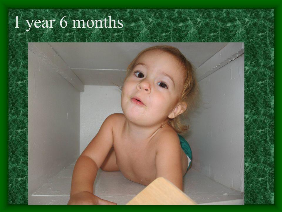 1 year 6 months