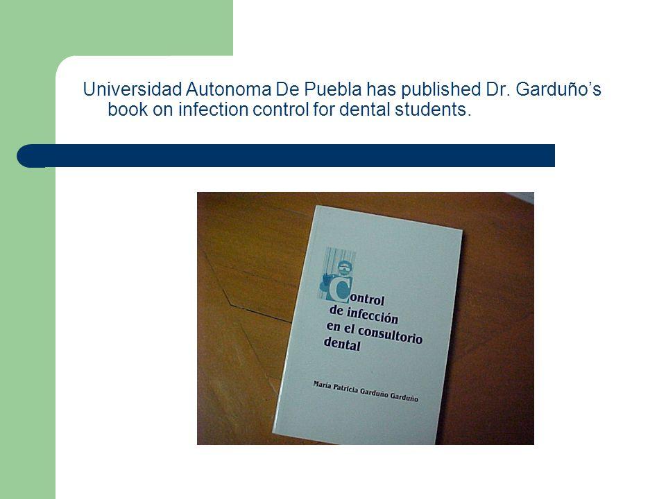 Universidad Autonoma De Puebla has published Dr.