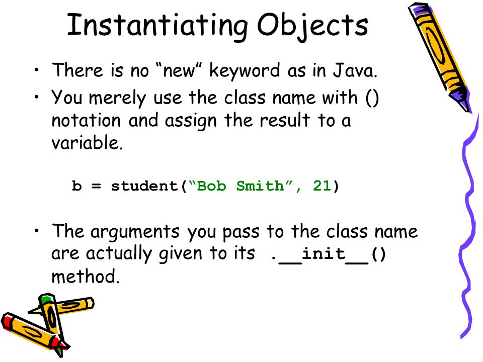 getattr(object_instance, string) >>> f = student( Bob Smith , 23) >>> getattr(f, full_name ) Bob Smith >>> getattr(f, get_age ) >>> getattr(f, get_age )() # We can call this.