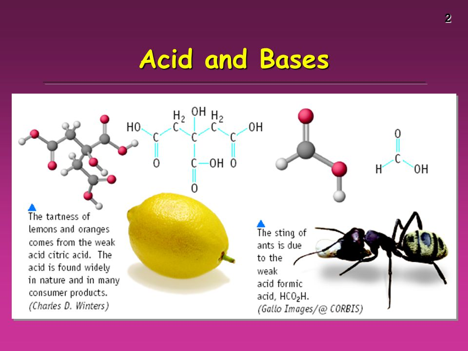 2 Acid and Bases