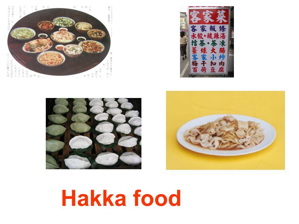 Hakka food