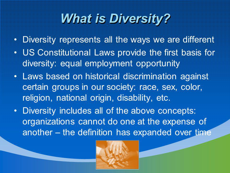 Why Value Diversity.
