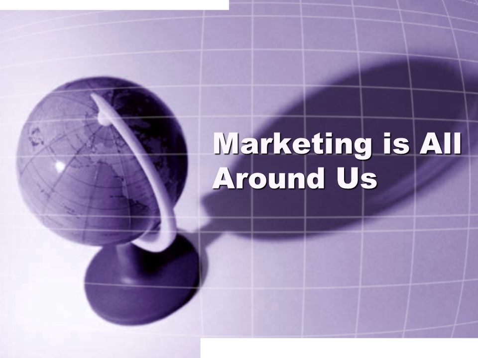 Marketing Concept The idea that a business should strive to satisfy customer's needs and wants while generating a profit