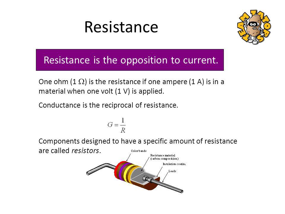 Resistor Values