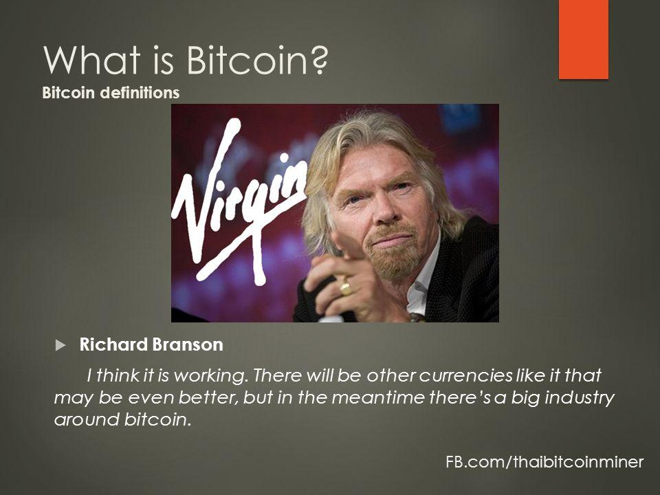  Richard Branson I think it is working.