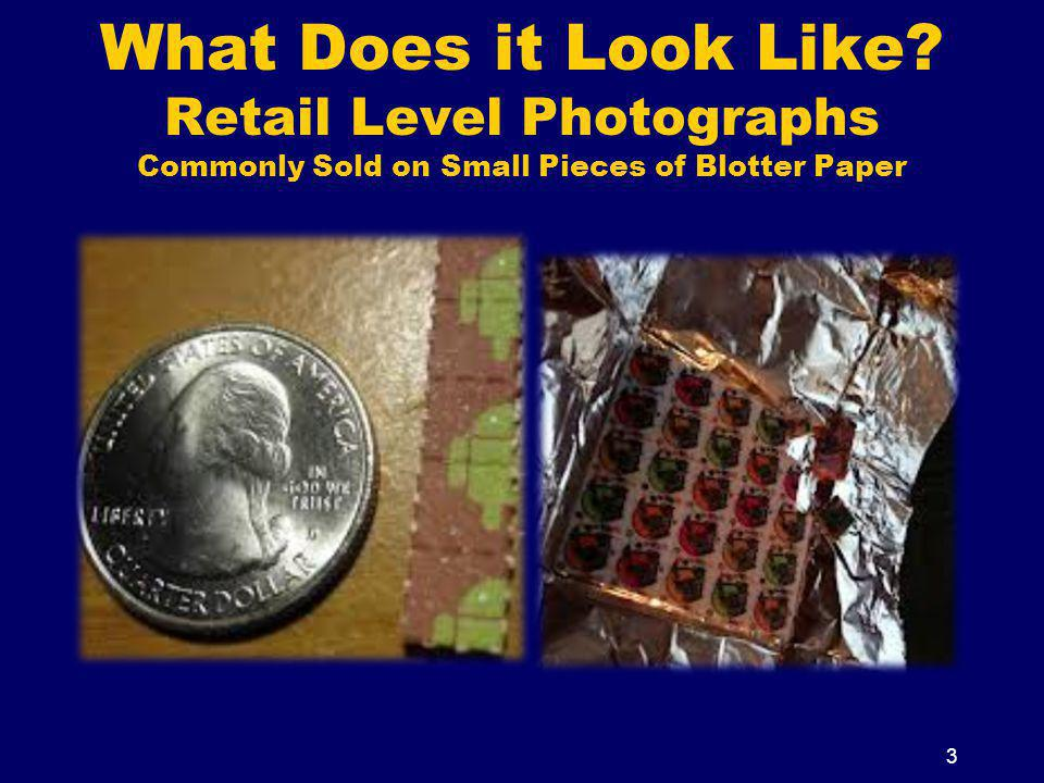 What Does it Look Like Retail Level Photographs Commonly Sold on Small Pieces of Blotter Paper 3