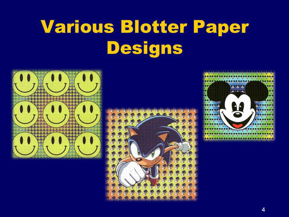 Various Blotter Paper Designs 4