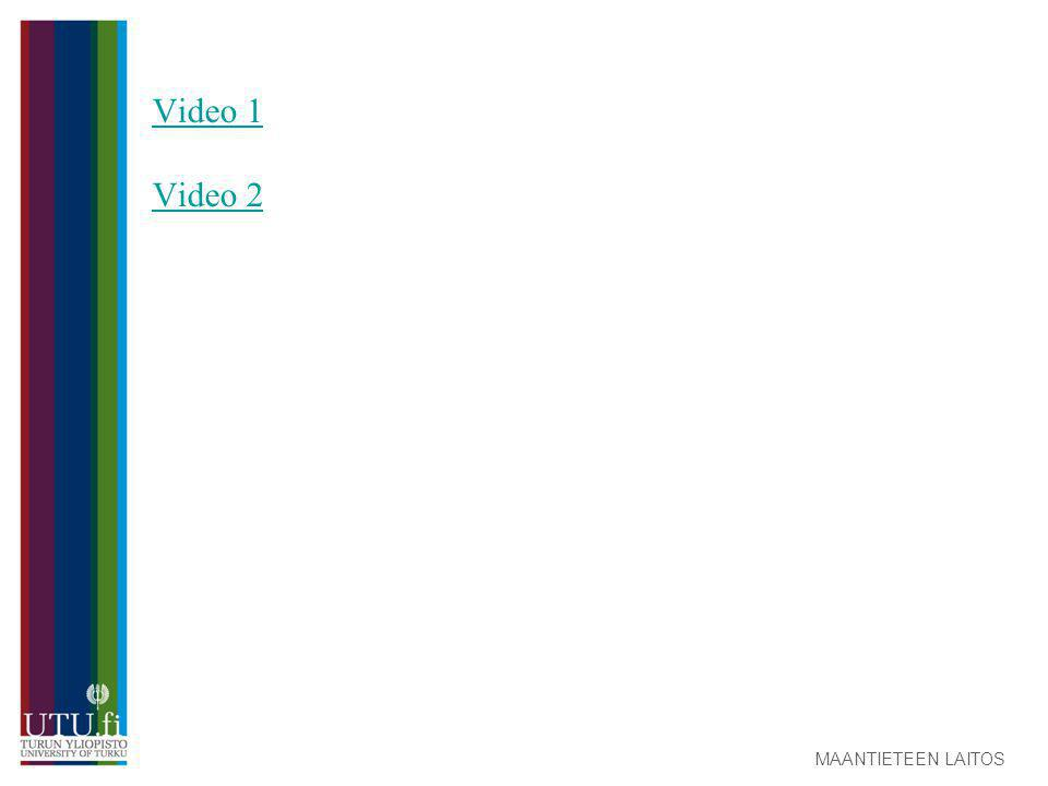 Video 1 Video 2 Video 1 Video 2