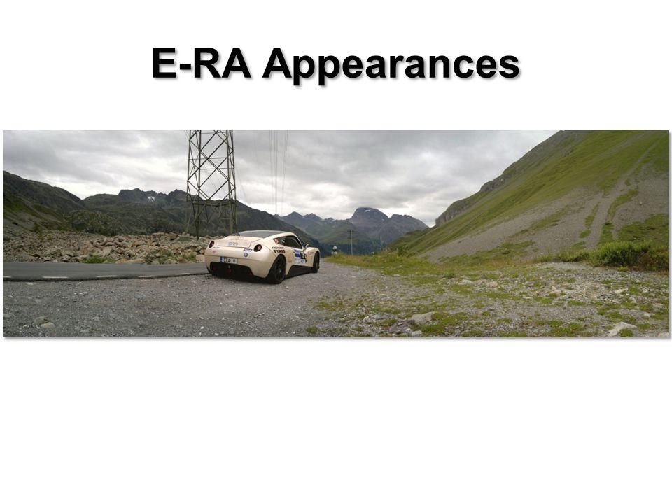 E-RA Appearances