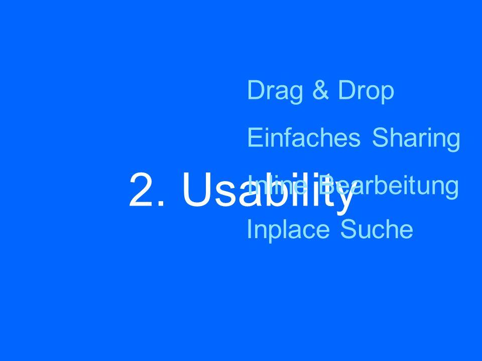 2. Usability