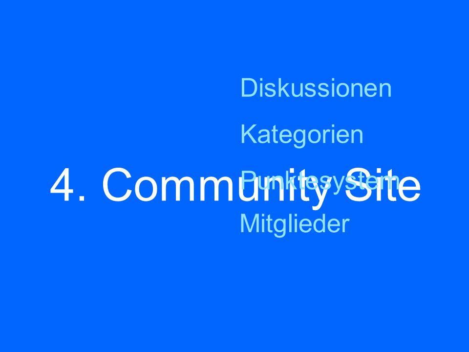 4. Community Site