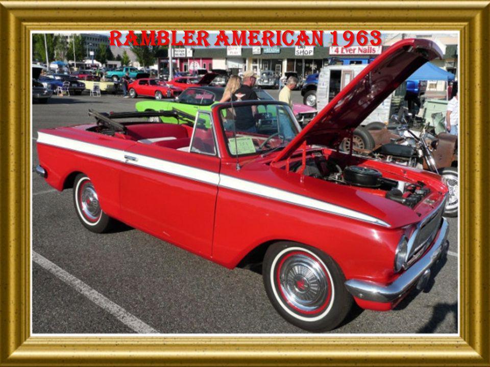 Rambler American 1962