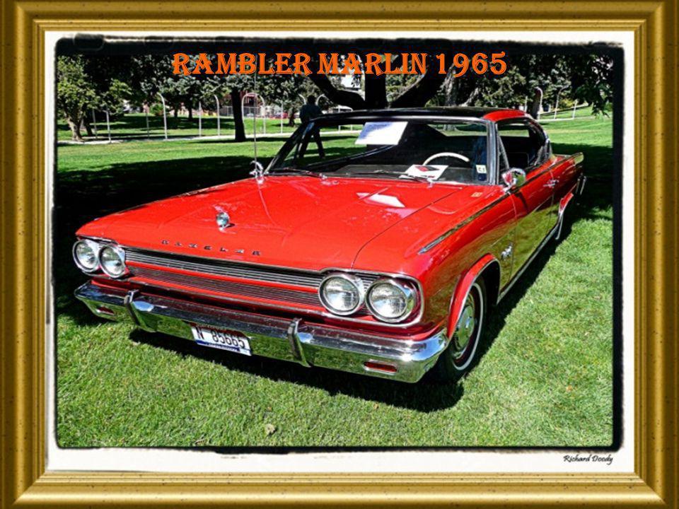 Rambler American 1963