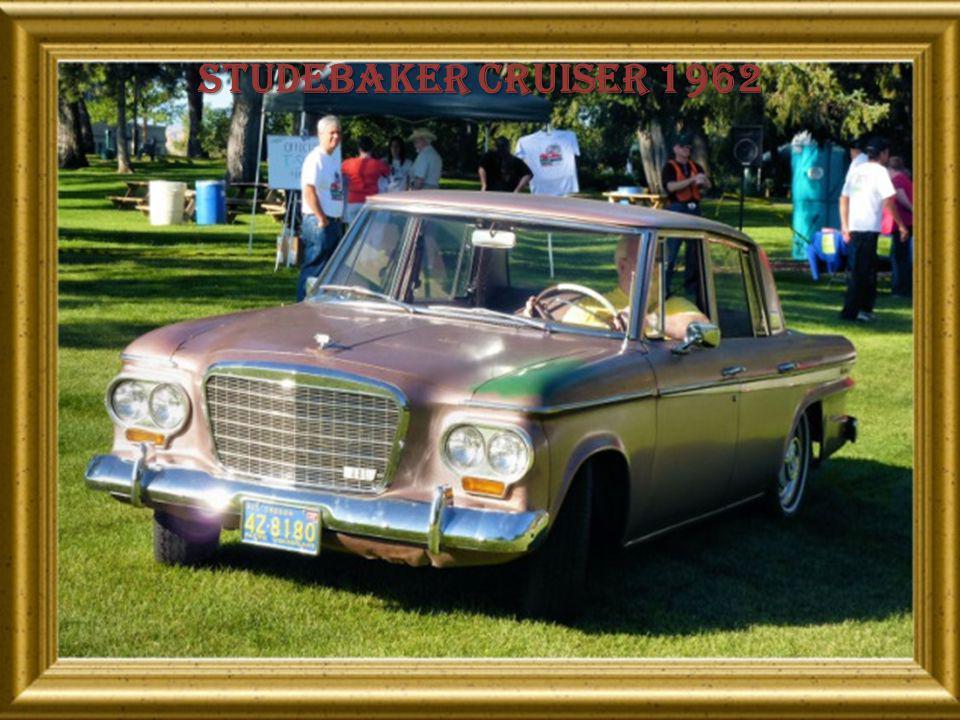 Studebaker Avanti 1962