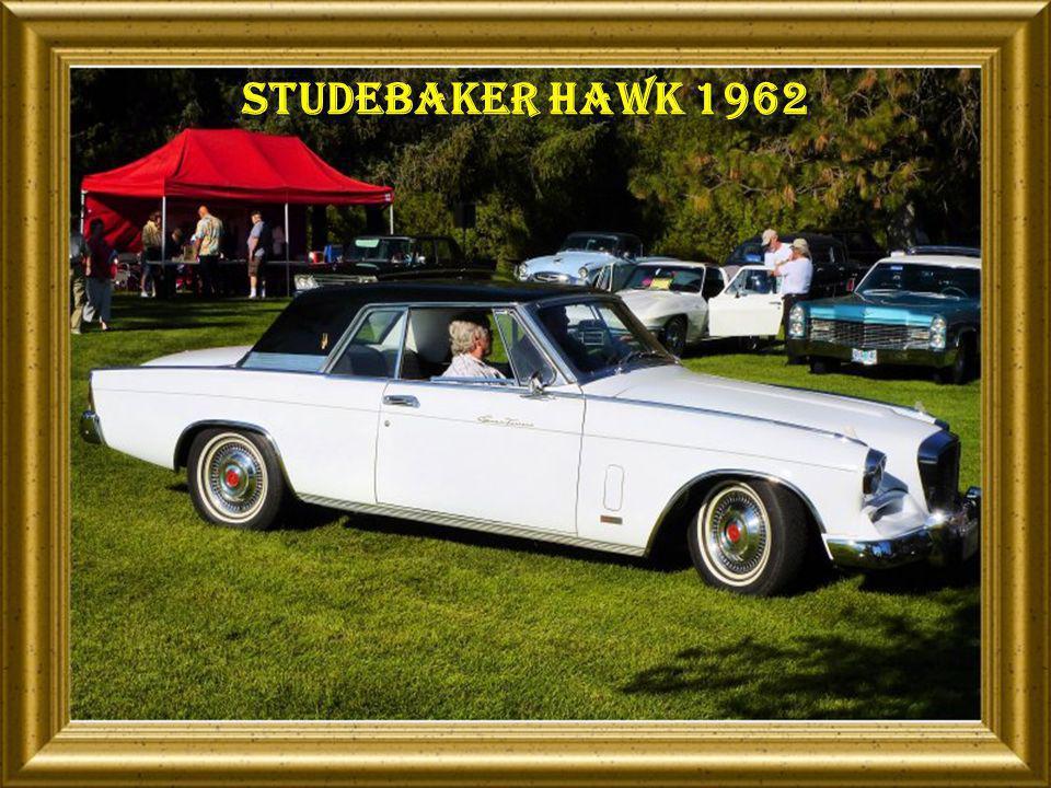 Studebaker hawk 1962