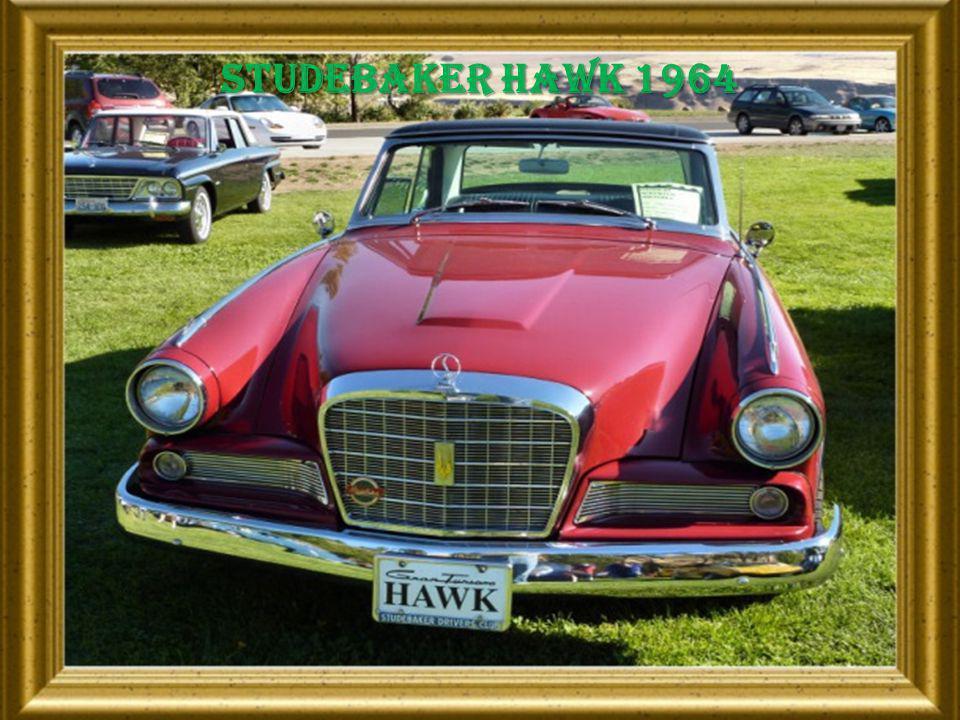 Studebaker hawk 1963