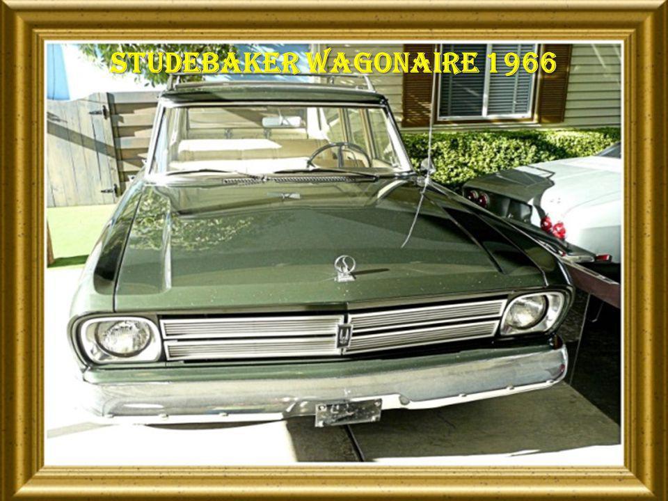 Studebaker wagonaire 1966