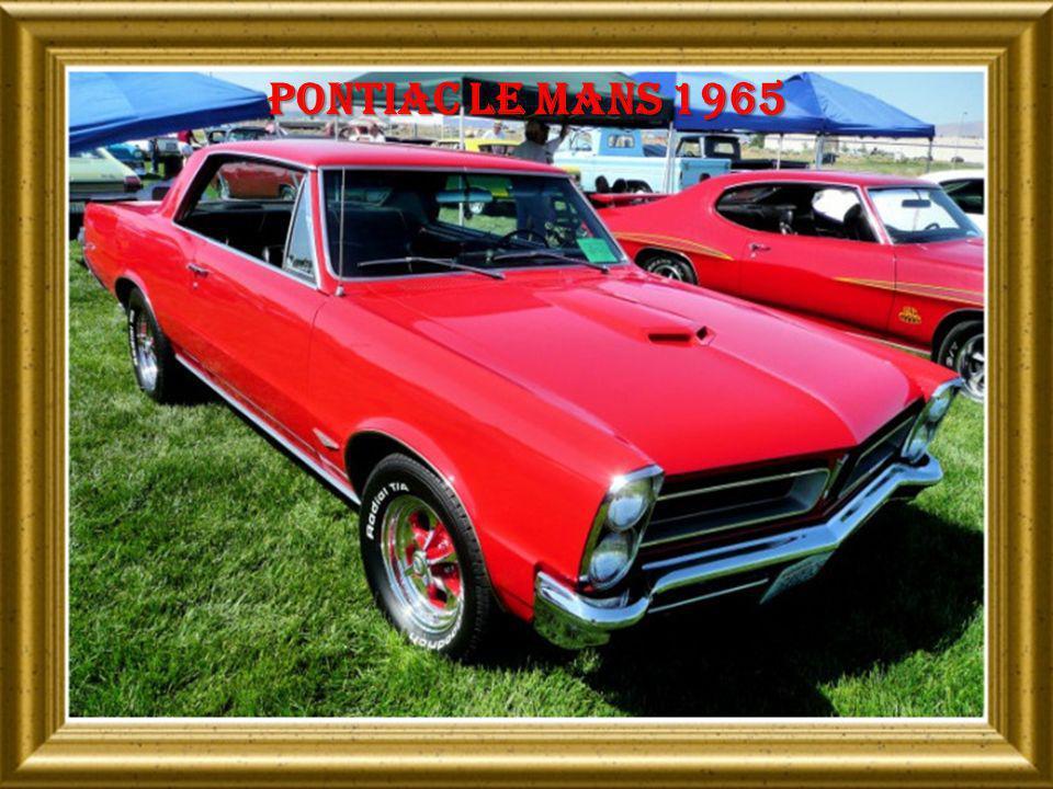 Pontiac le mans 1965