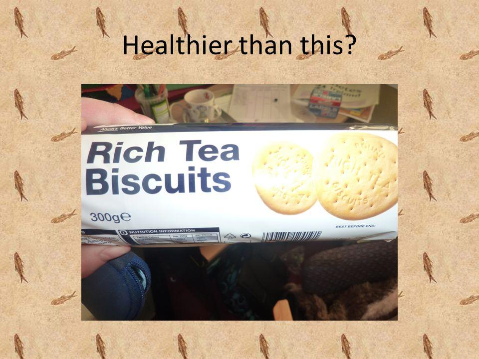 Healthier than this