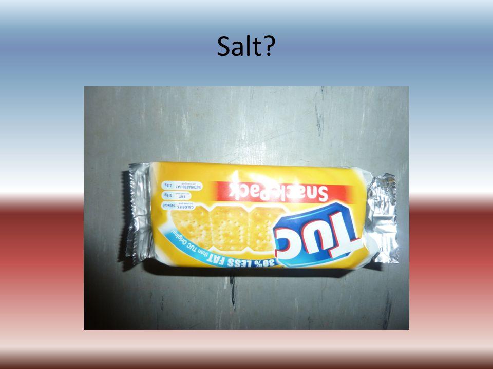 Salt?