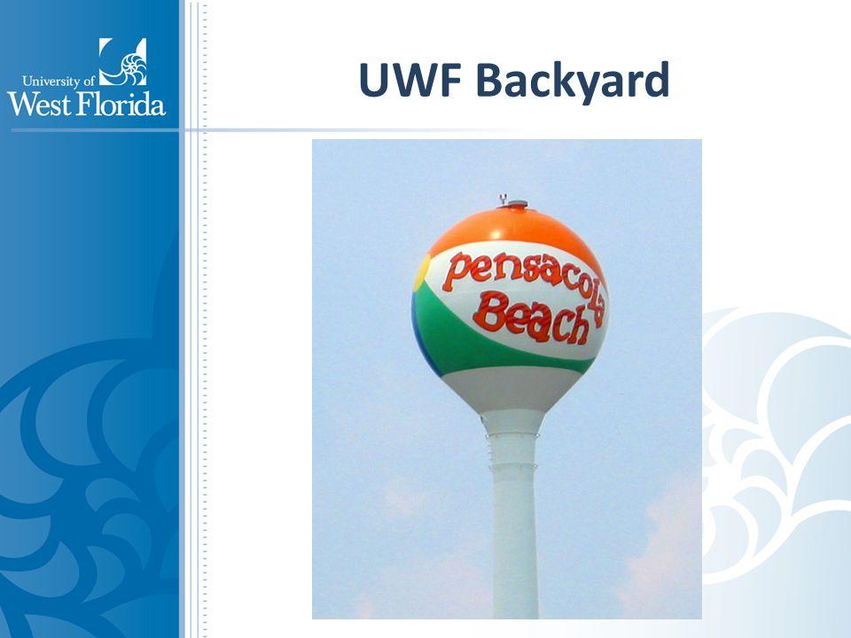 UWF Backyard