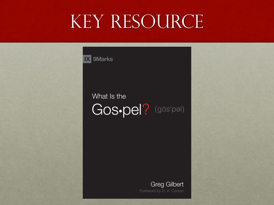 Review : The Gospel GodManChristResponse