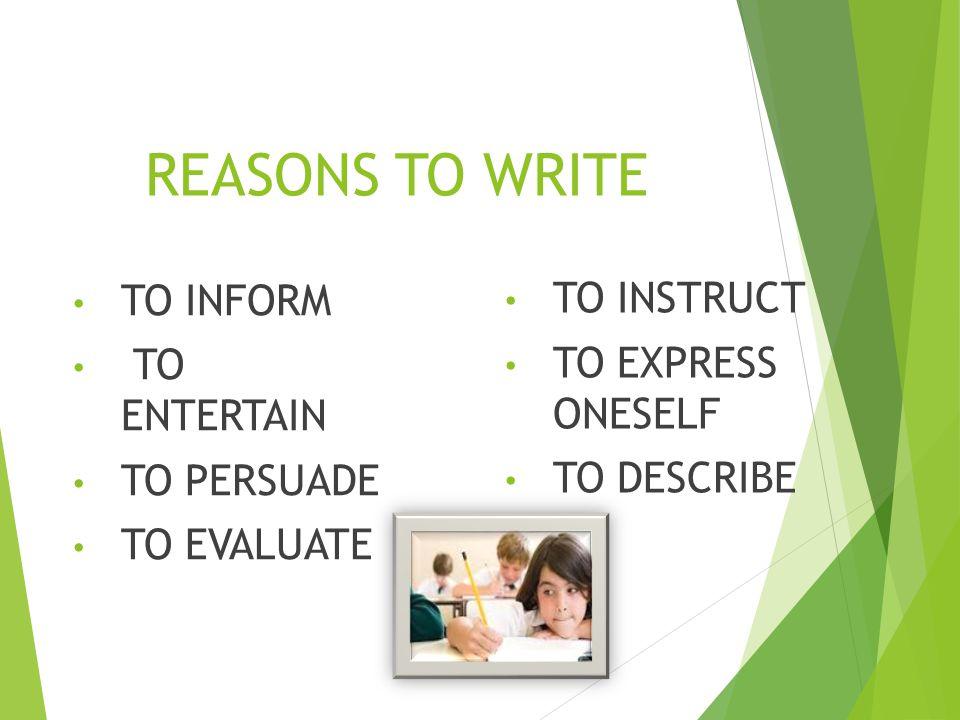 How do you assess?