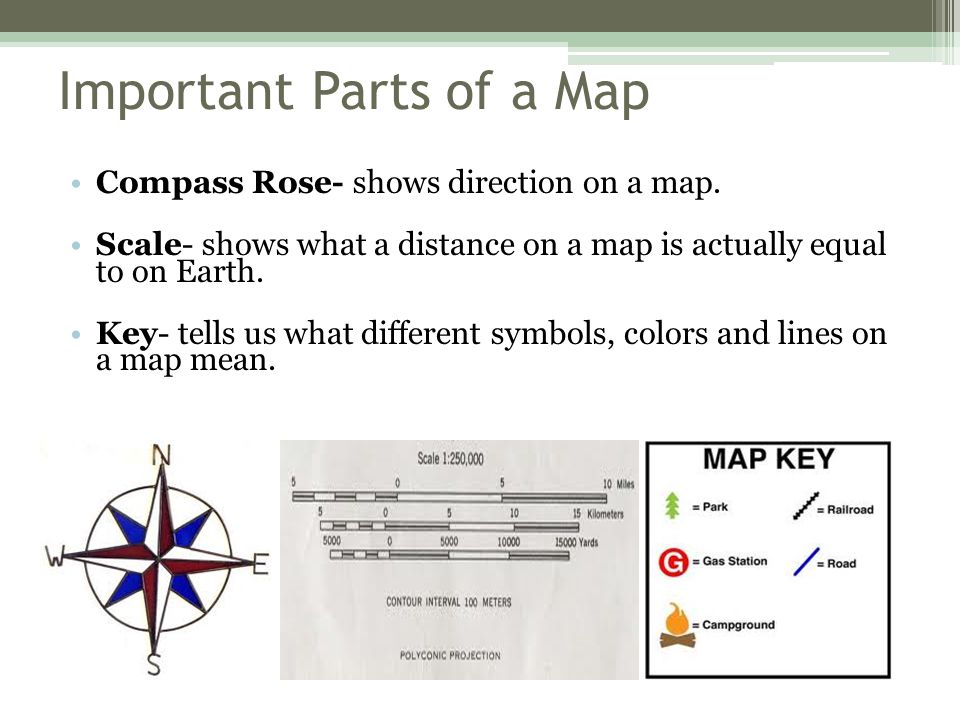Parts of a map lessons tes teach presentation quotwhat is geography world studies important gumiabroncs Gallery