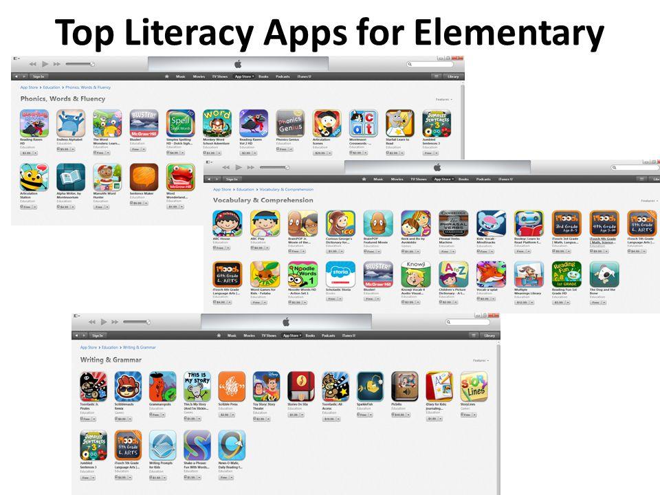 Helpful Apps for Teachers